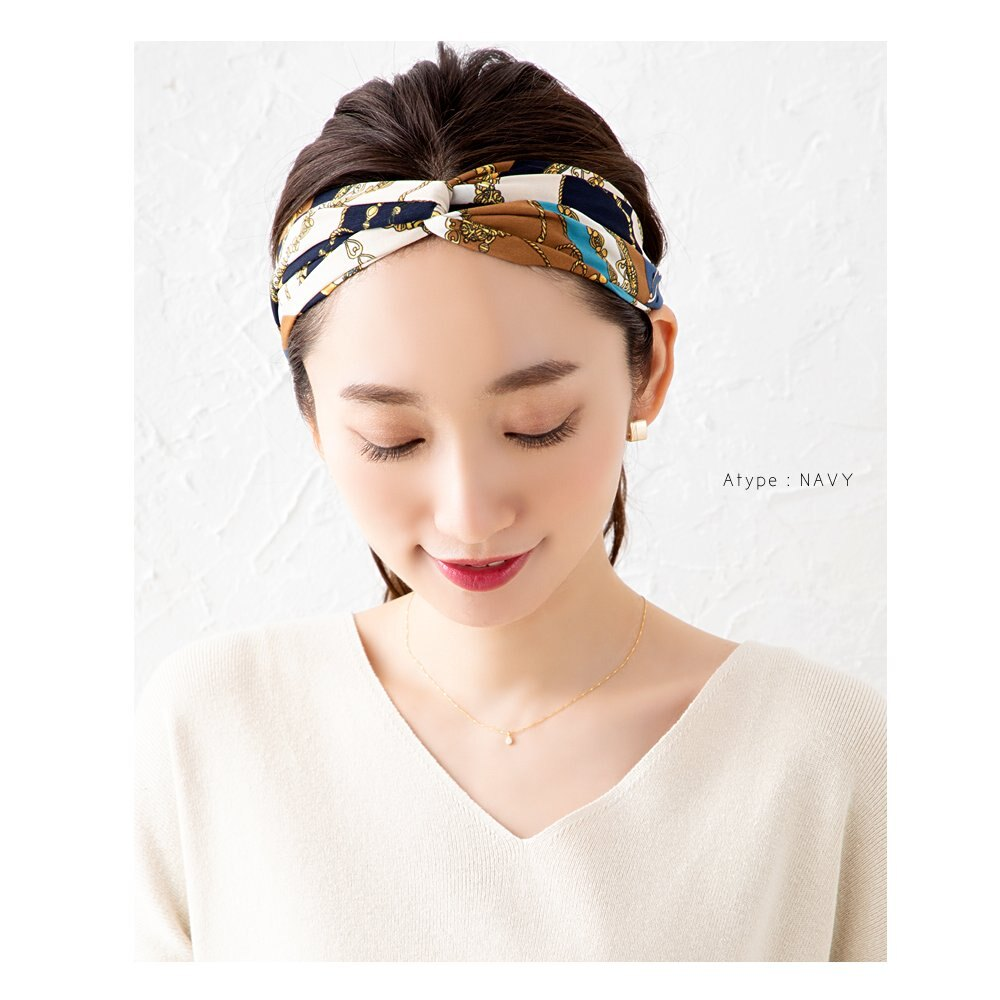 日本CREAM DOT  / 個性復古髮帶   /  k00332  /  日本必買 日本樂天直送(1290) 7