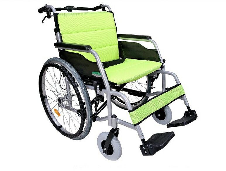 來而康 頤辰 機械式輪椅 YC-900 輪椅B款C款補助 贈 輪椅置物袋
