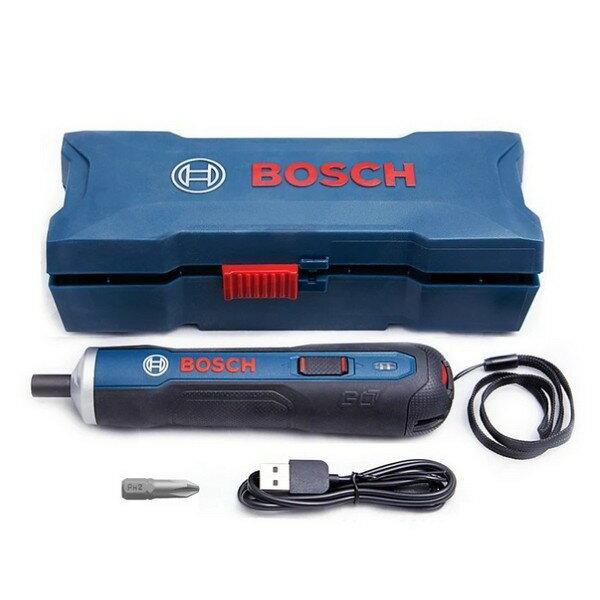 德國 博世 BOSCH GO 3.6V 鋰電起子機 無開關設計 拆卸 螺絲 螺絲起子 十字起子 一字起子 0
