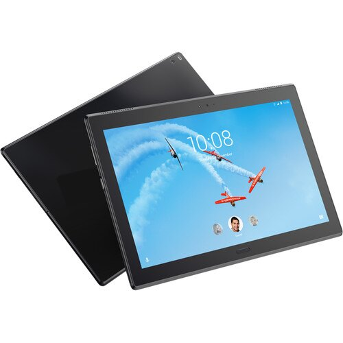 "Lenovo 10.1"" Tab 4 10 Plus 16GB Tablet (Wi-Fi/LTE, Slate Black) BZA2T0000US 0"