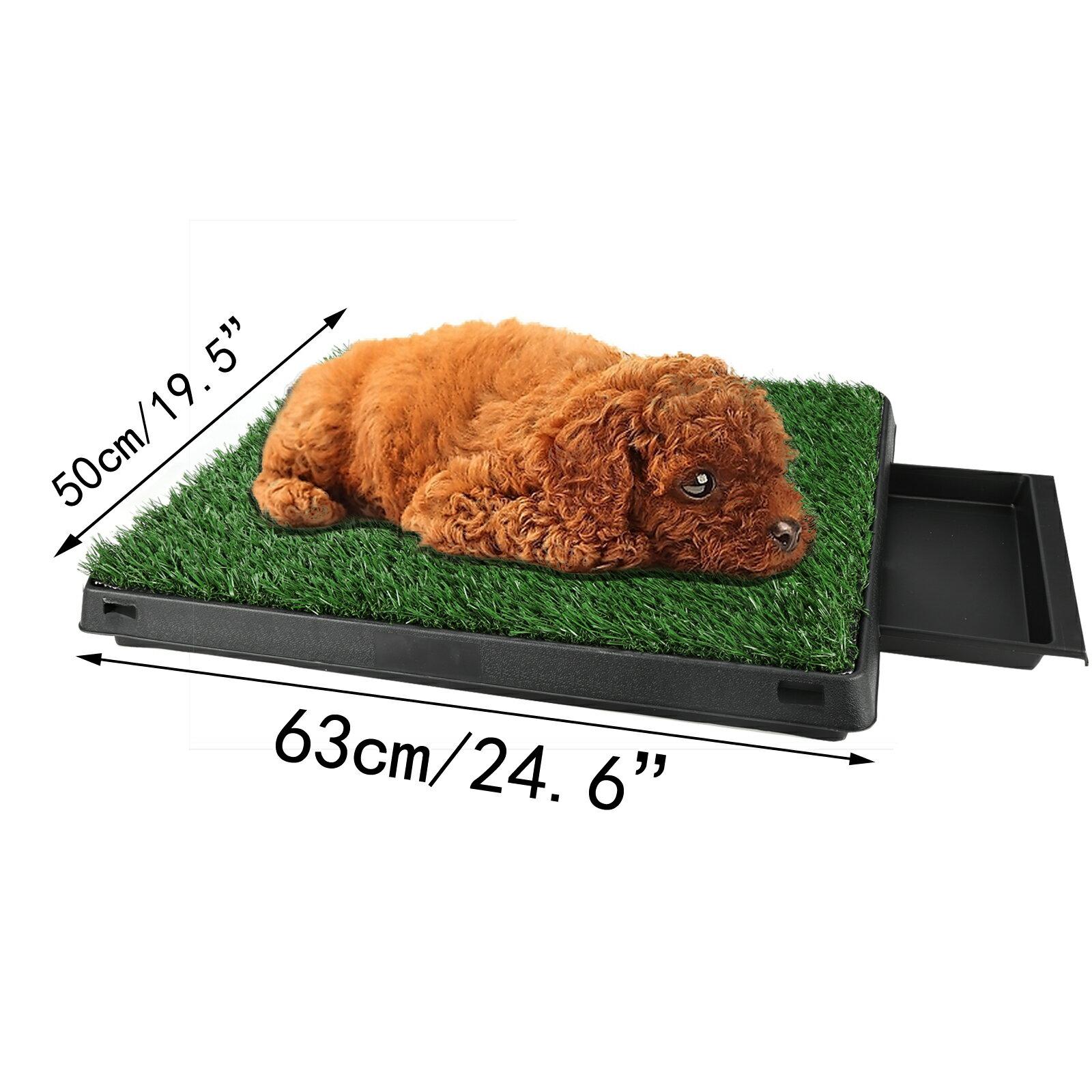 Pet Park Indoor Potty Dog Grass Mat Training Pad Pet Potty 3