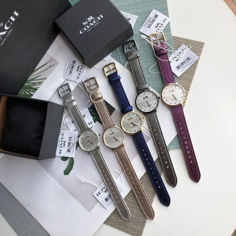 COACH 經典女生手錶