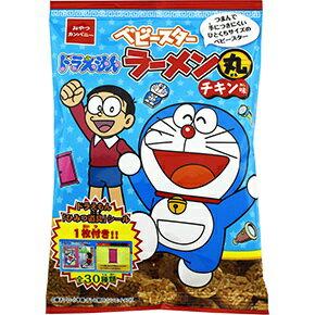 BANDAI 哆啦A夢丸子點心麵(附玩具貼紙)(32g)