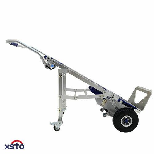 xsto歐規版電動載物爬樓梯機(苦力機)(歐規版)加裝平地助力輔助輪組