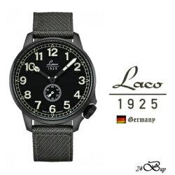 【Laco】朗坤 861908 德國工藝 Laco JU 52 朗坤 自動機械錶 男錶 手錶 軍錶 台灣總代理 42MM【迪特軍】