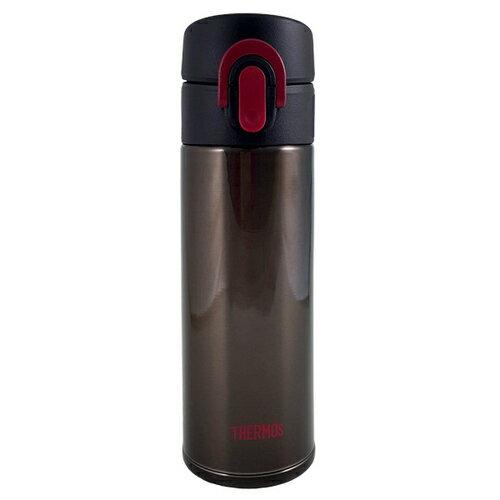 THERMOS 膳魔師 不銹鋼真空保溫瓶-黑色 (JNI-300-BK) 300ml