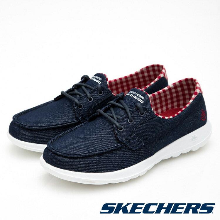 SKECHERS 女款 GO Walk Lite慢跑鞋15436 RED / 城市綠洲 (美國品牌、輕量、避震、運動休閒鞋)