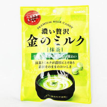 敵富朗超巿:【敵富朗超巿】Kanro金牛奶糖-抹茶(70g)(賞味期限2018.10.31)