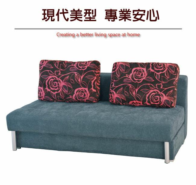 【綠家居】夏娜 時尚絲絨布機能沙發/沙發床(開合式機能設計)