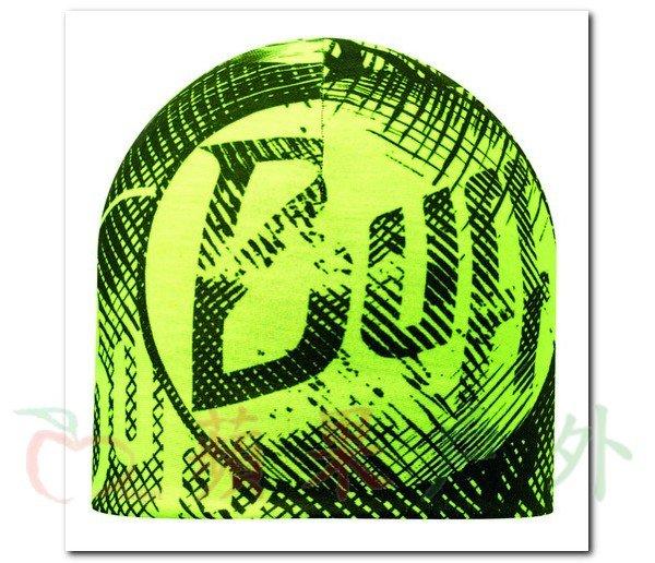 【【蘋果戶外】】BF110938西班牙BUFFPOLAR雙層保暖帽螢光BUFF防寒帽