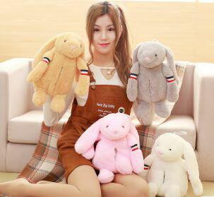 美麗大街【HB107031208】可愛兔子抽紙盒創意面巾紙套