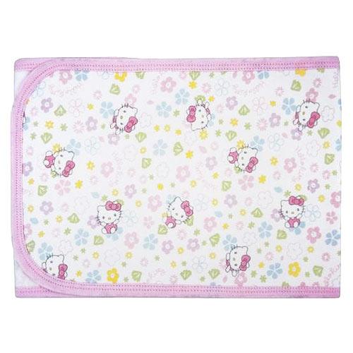 【奇買親子購物網】Hello Kitty 凱蒂貓印花小肚圍(小花)