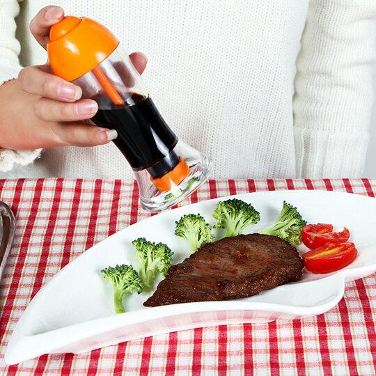 燒烤神器 噴霧式油瓶 噴油瓶 (不挑色)
