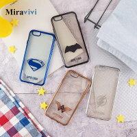蝙蝠俠 手機殼及配件推薦到DC正義聯盟iPhone 6/6s Plus(5.5吋)時尚質感電鍍保護套就在Miravivi推薦蝙蝠俠 手機殼及配件