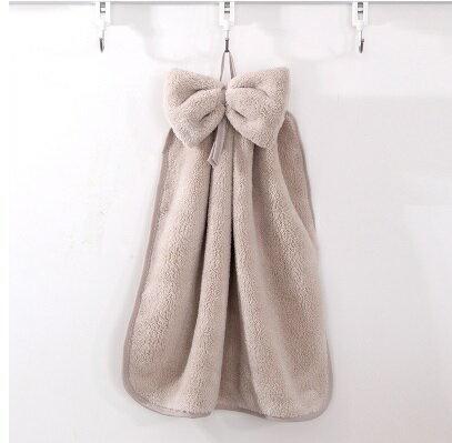 PS Mall 可愛掛式擦手巾超強吸水廚房擦手帕33*33CM【J1749】 3