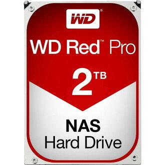 WD 旗艦紅標 Pro 2TB/NAS碟(WD2002FFSX)/7200轉/SATA3/64MB/五年保固