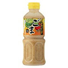 桃寶芝麻調味醬/沙拉醬/火鍋沾醬 500ml ごまドレッシング