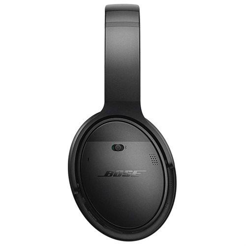 Bose QuietComfort 35 Wireless Headphones - Stereo - Black - Wireless - Bluetooth - Over-the-head - Binaural - Circumaural - Yes 3