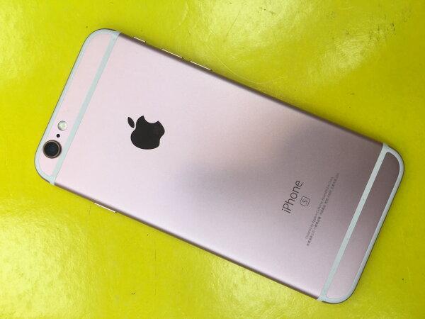 IPHONE6S-64G(中古機嚴選)金色.粉色各一機況優良(自行客戶換機才有非維修機)