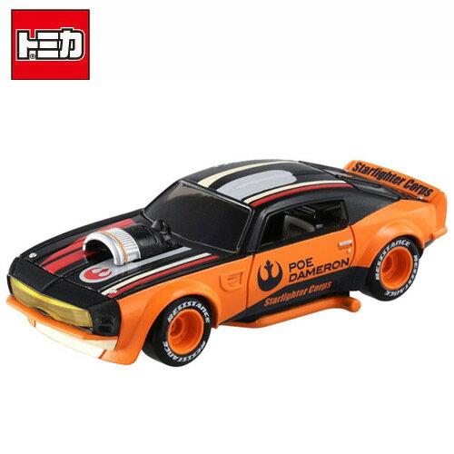 【日本正版】Tomica 多美小汽車 STAR CARS 星際大戰 Poe Dameron 跑車 SC-05 原力覺醒 - 966692