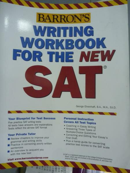 ~書寶 書T2/語言學習_PLY~Writing Workbook for the New