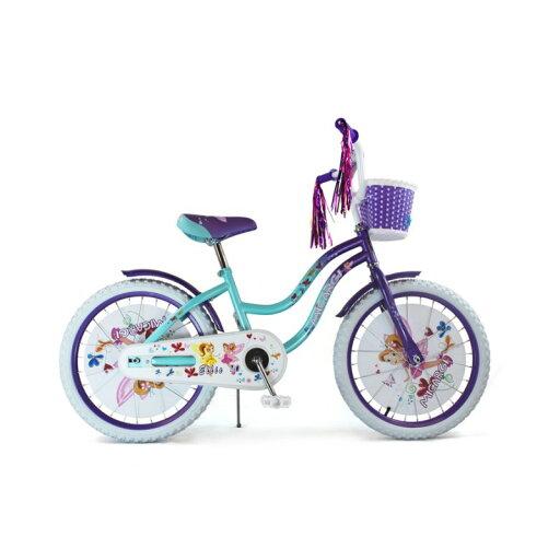 Micargi ELLIE-G-20-BBL-PP 16 in. Girls Bicycle, Purple & Baby Blue 2f9a7baf82ac1993129f2e895ed93840