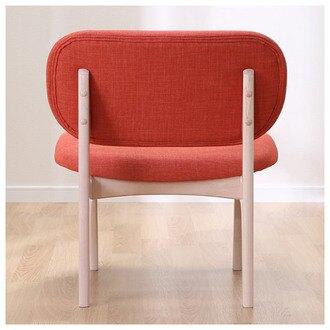 ◎(OUTLET)實木餐桌椅三件組 RELAX WIDE90 WW 橡膠木 福利品 NITORI宜得利家居 8