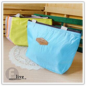 【aife life】保冷保溫袋-小-無扣/日韓素面帆布保暖保冷袋/便當袋/飯盒袋/手提袋/野餐袋/保冰袋