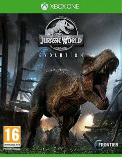 預購中7月3日發售中文版[輔導級]XBOXONE侏羅紀世界:進化
