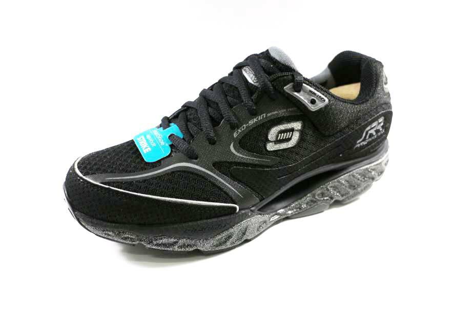 [陽光樂活]SKECHERS (女)回彈力慢跑鞋SRR-訓練專用第五代-99999761BBK 黑
