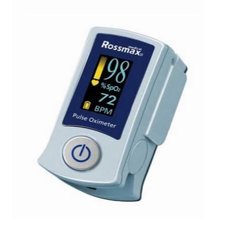 【Rossmax】手指式血氧機(警報型)SB220 ~ 網路不販售,請來電洽詢
