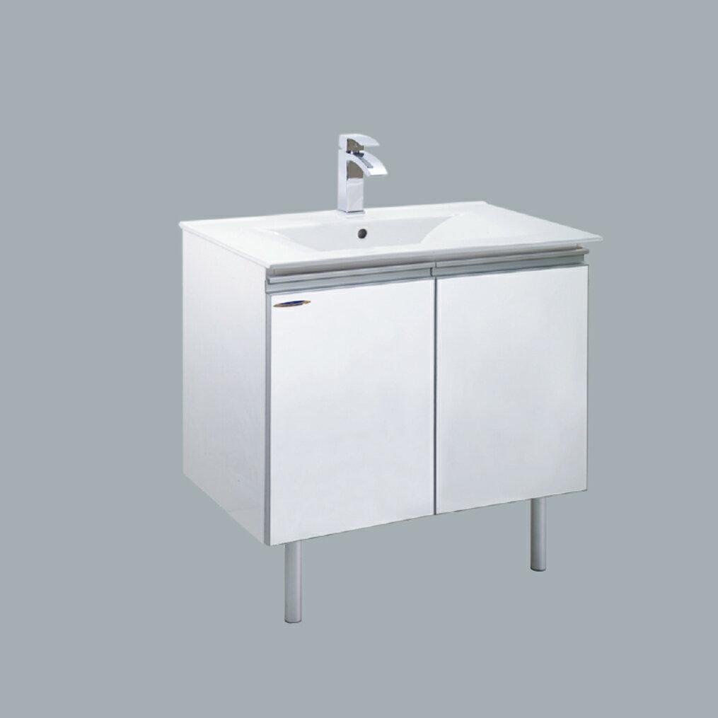 HCG陶板浴櫃/不含水龍頭/L3410SAdb+LCE3410B(AW)