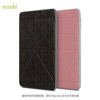 Apple 蘋果商品推薦moshi VersaCover APPLE iPad mini 4 專用 多角度 皮套 透明 背蓋 側翻 站立 保護套