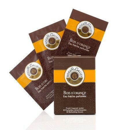 Roger et Gallet 西班牙柑橘紙香水 1.8ML 單包裝【巴黎好購】 - 限時優惠好康折扣