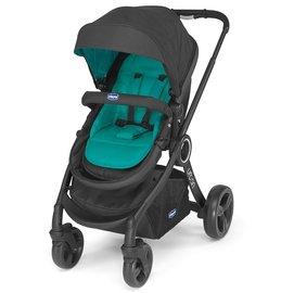 【淘氣寶寶】義大利 Chicco Urban plus 雙向手推車(綠色)