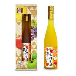 【醋桶子】三年熟成 單入禮盒 蘋果蜂蜜醋 600ml