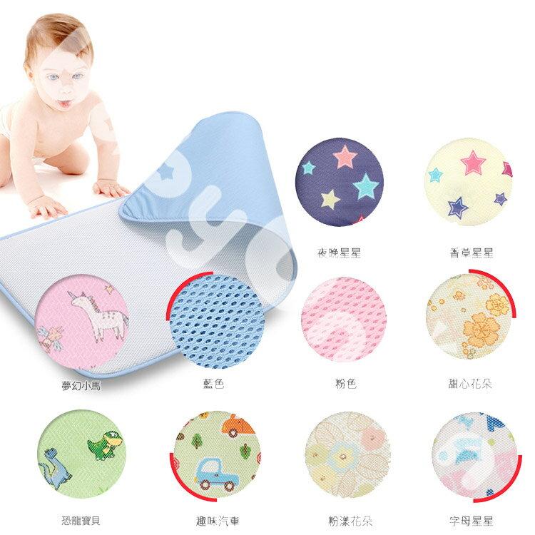 【樂天單筆滿仟折佰】GIO Pillow - Kids Mat - 超透氣排汗嬰兒床墊 M (120x60cm)