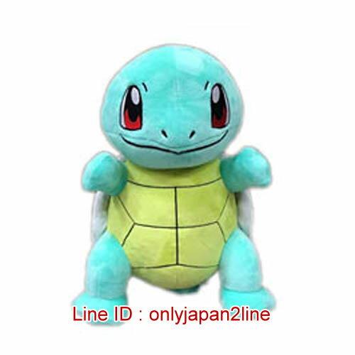 【真愛日本】16122700009 全身娃-12吋傑尼龜    神奇寶貝 Pokemon 寶可夢  娃娃  玩偶  正品