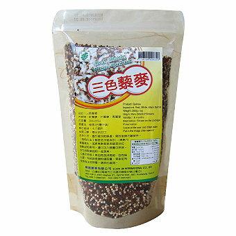 裕良連鎖藥局:【裕良連鎖藥局】三色藜麥300g包-綠源寶