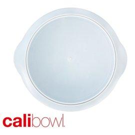 【淘氣寶寶】【美國 CaliBowl】專利防漏防滑幼兒12oz學習碗-上蓋配件【保證原廠公司貨】