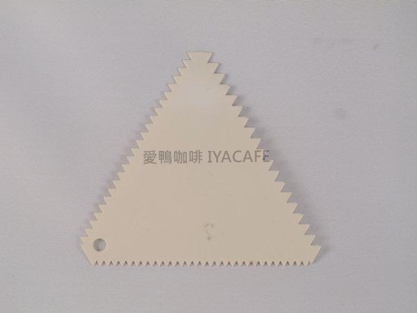 《愛鴨咖啡》福利品 三角 餅乾 切片 模形板