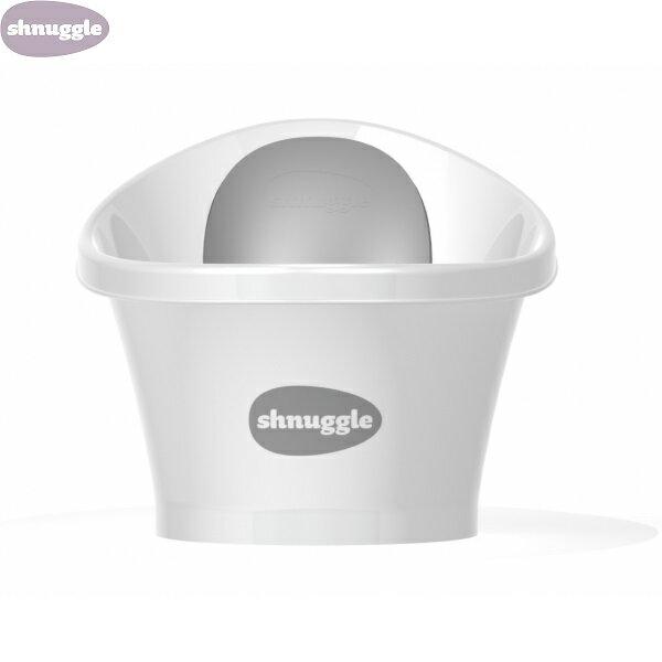 英國【Shnuggle】月亮澡盆-時尚灰 2