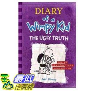 2019 美國得獎書籍 The Ugly Truth (Diary of a Wimpy Kid, Book 5)