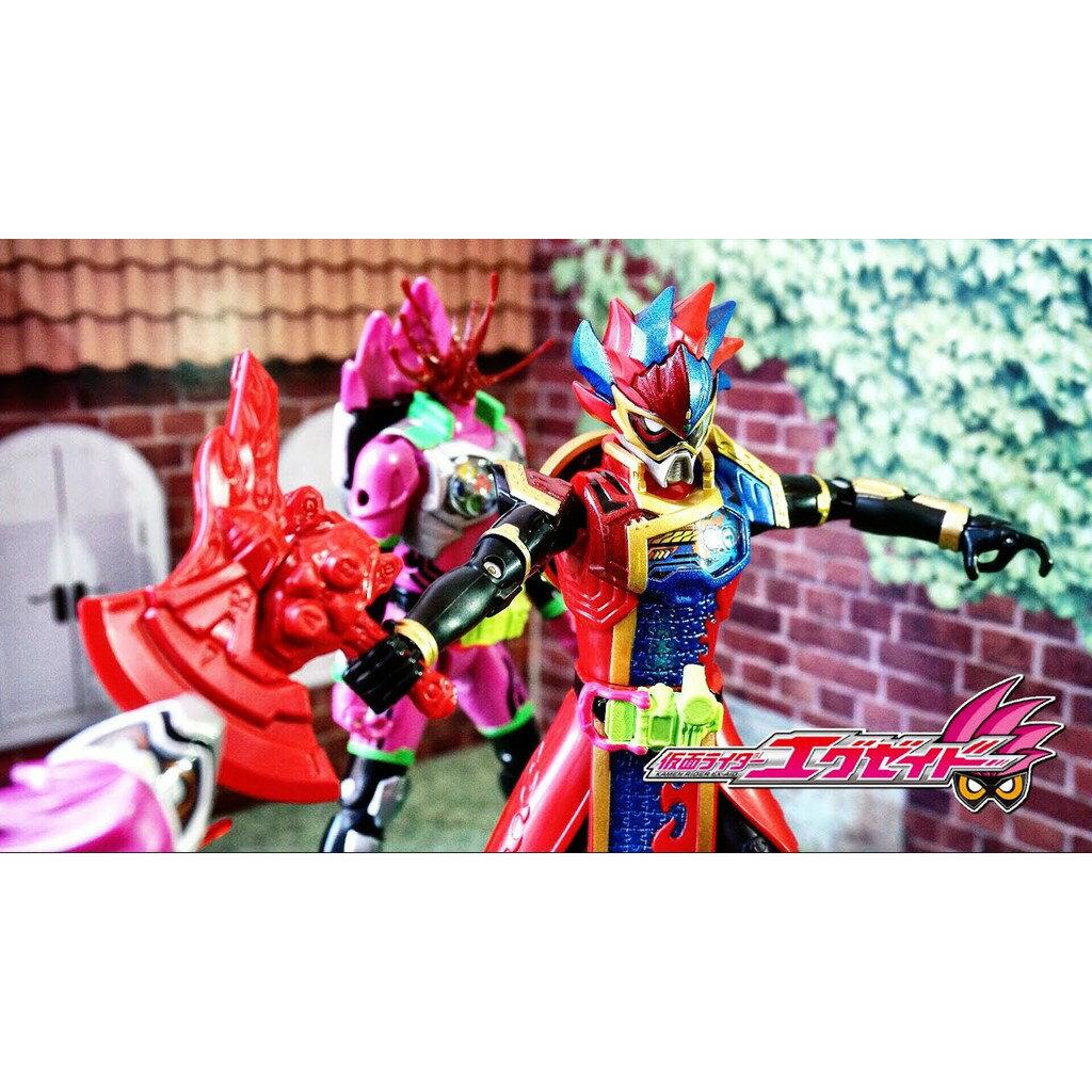 【預購】日本進口特価!假面騎士EX-AID LVUR17 Para-DX 完美擊倒玩家 Level 99【星野日本玩具】 0