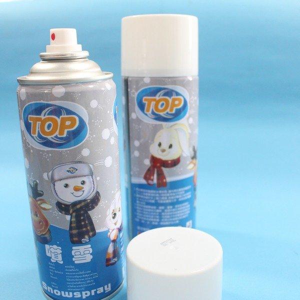 台灣製噴玻璃噴雪罐 白色噴雪花 (大罐.450cc)不可融化/一罐入{促99}~聖誕噴雪罐 雪花製造人造噴雪