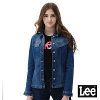 牛仔外套推薦到Lee 連牛仔外套-女款-藍色就在Lee Jeans tw推薦牛仔外套