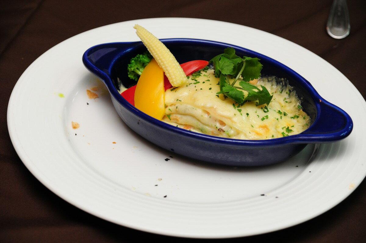 克里昂乳酪海鮮千層麵(270g)