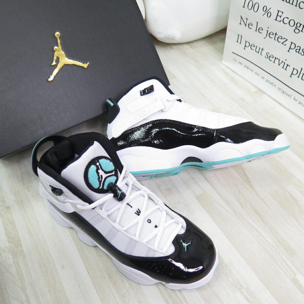 【滿額領券折$150】NIKE JORDAN 6 RINGS (GS) 大童 兒童運動鞋 籃球鞋 323419115【iSport愛運動】