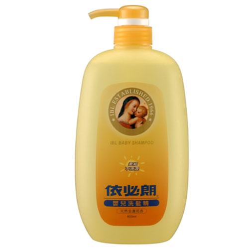 依必朗嬰兒洗髮精800ml【愛買】