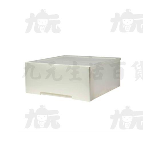 【九元生活百貨】聯府LF-0091抽屜整理箱(平板)置物收納LF0091